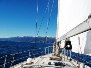 battibaleno navigazione inverno