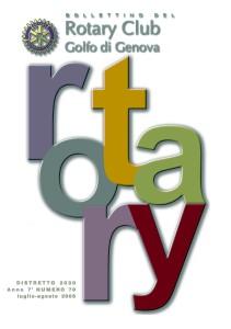 rotary70 - luglio-agosto 2005 1